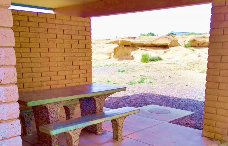 Meteor Crater Rest Area, Arizona