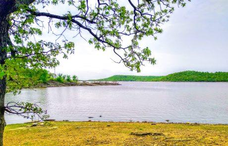 Arrowhead State Park, Eufaula Lake, Oklahoma