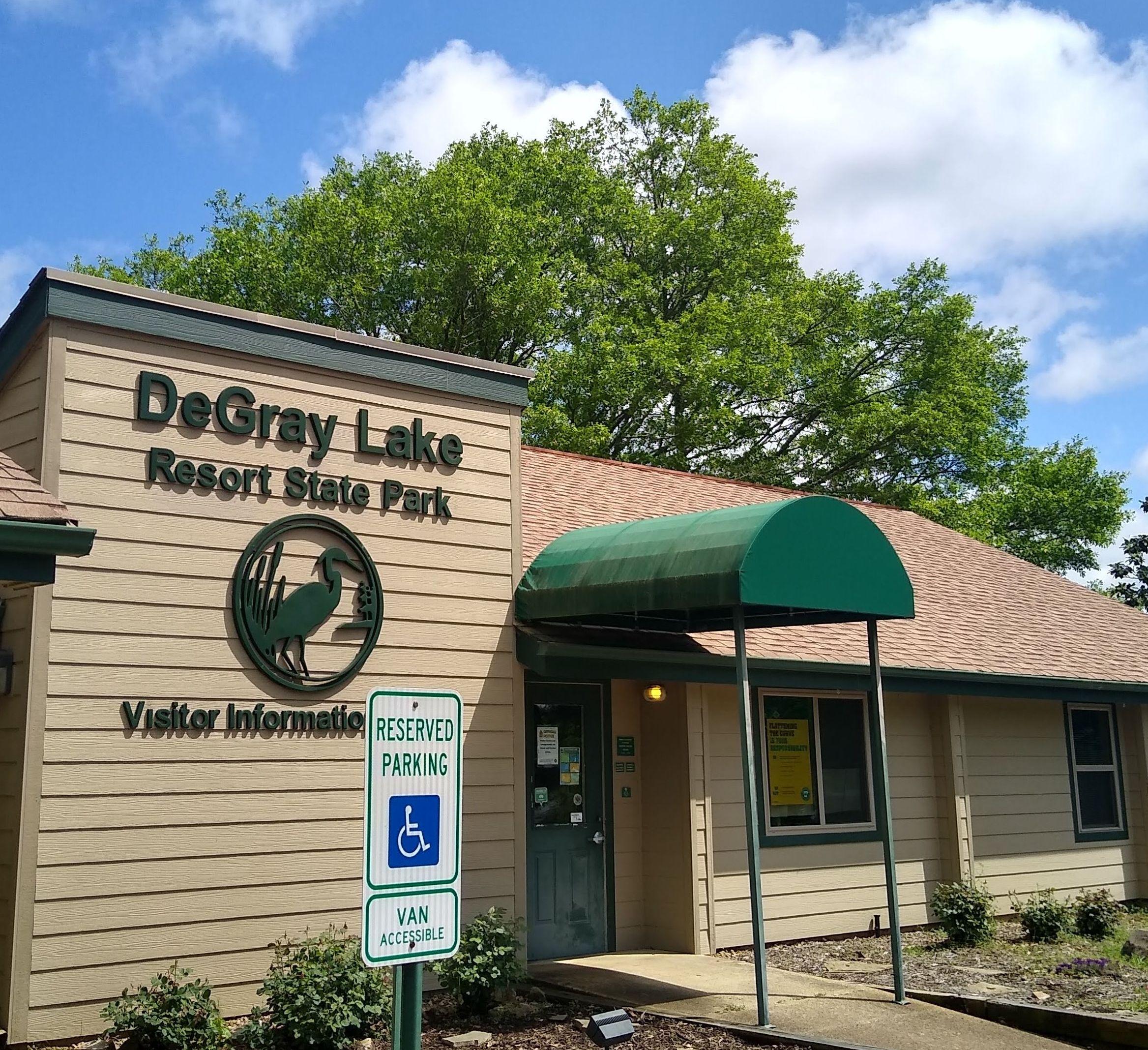 Visitor Center, DeGray Lake Resort STate Park, Arkansas