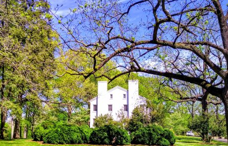 Manor House, Tanglewood Park, Clemmons, NC