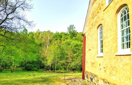 Gemeinhaus, Historic Bethabara, Winston-Salem, NC