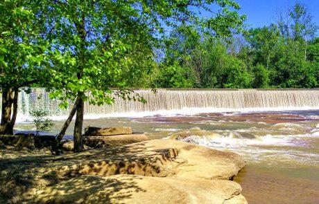 Bullhole Riverpark, Cooleemee, NC