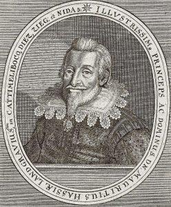 Moritz, Landgrave of Hesse-Kassel