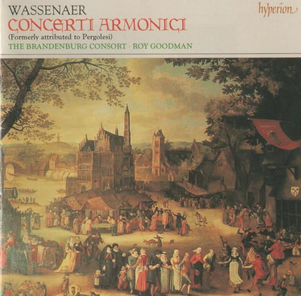 Wassenaer cover
